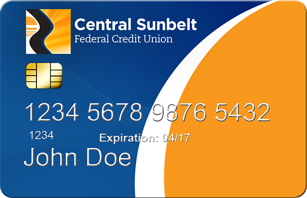 Amazing low rates with a Sunbelt Credit Card