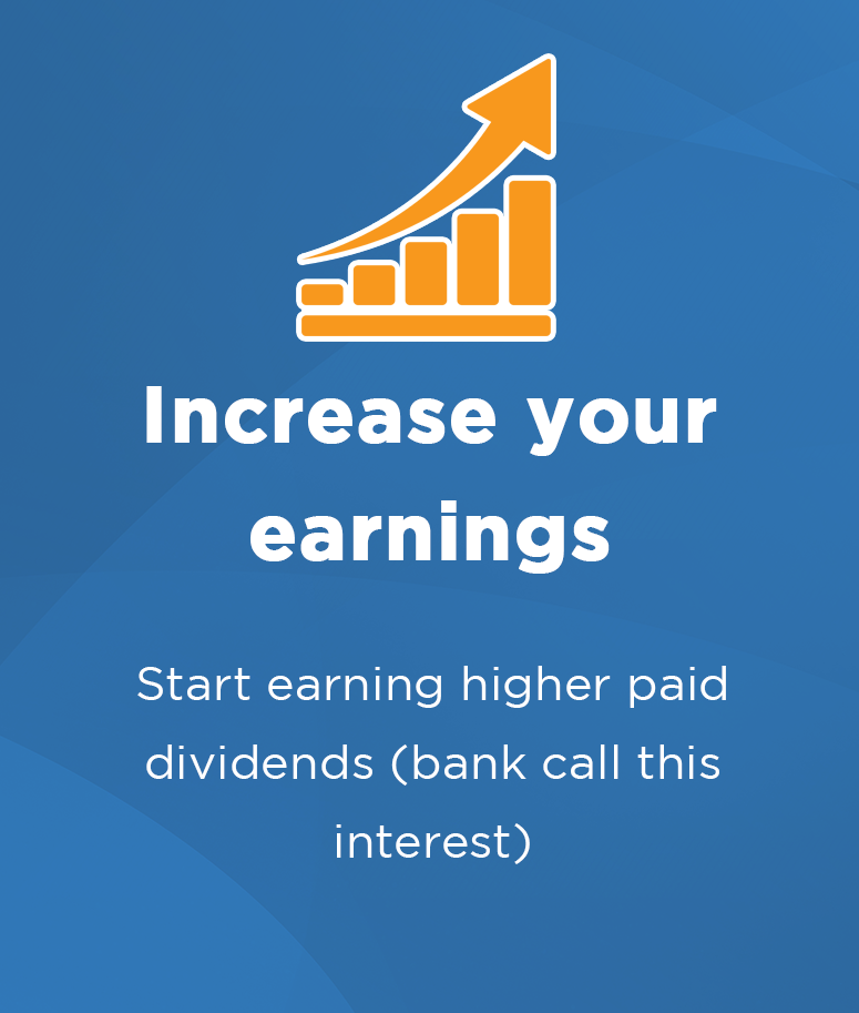 Central Sunbelt Money Investment benefits - Increase your earnings