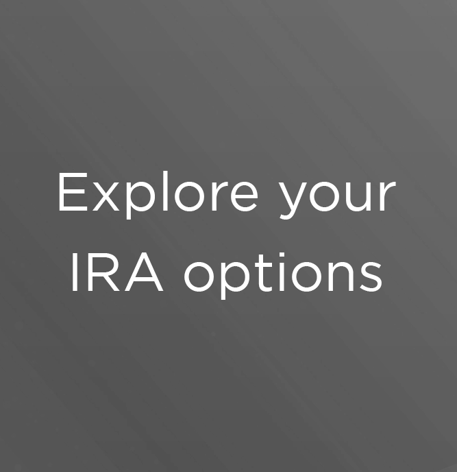 Explore your IRA options