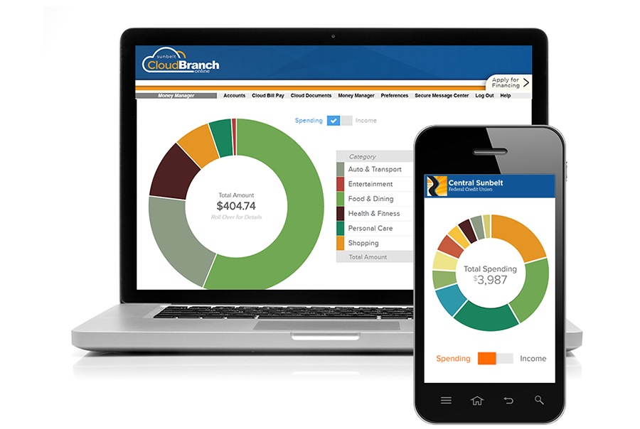 Get the ultimate budgeting tool with Money Manager at Central Sunbelt